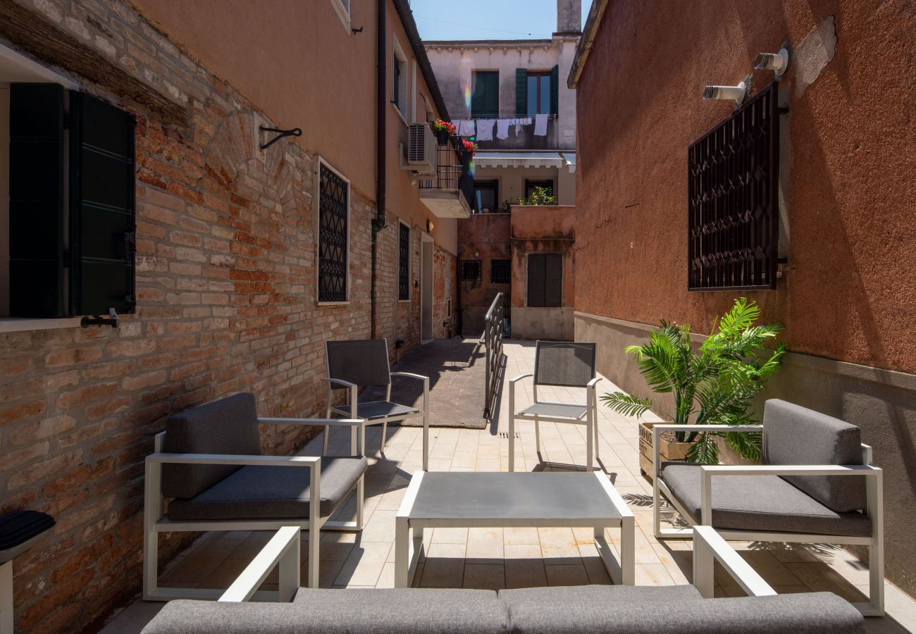 Ferienwohnung in Venedig - Herion Palace Apt. 2